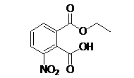 2-Carboxyl-3-ethyl Nitrobenzoate